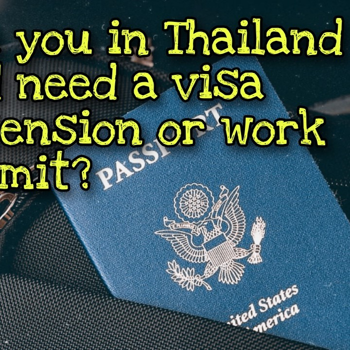 What visa should I get for my stay in Thailand?