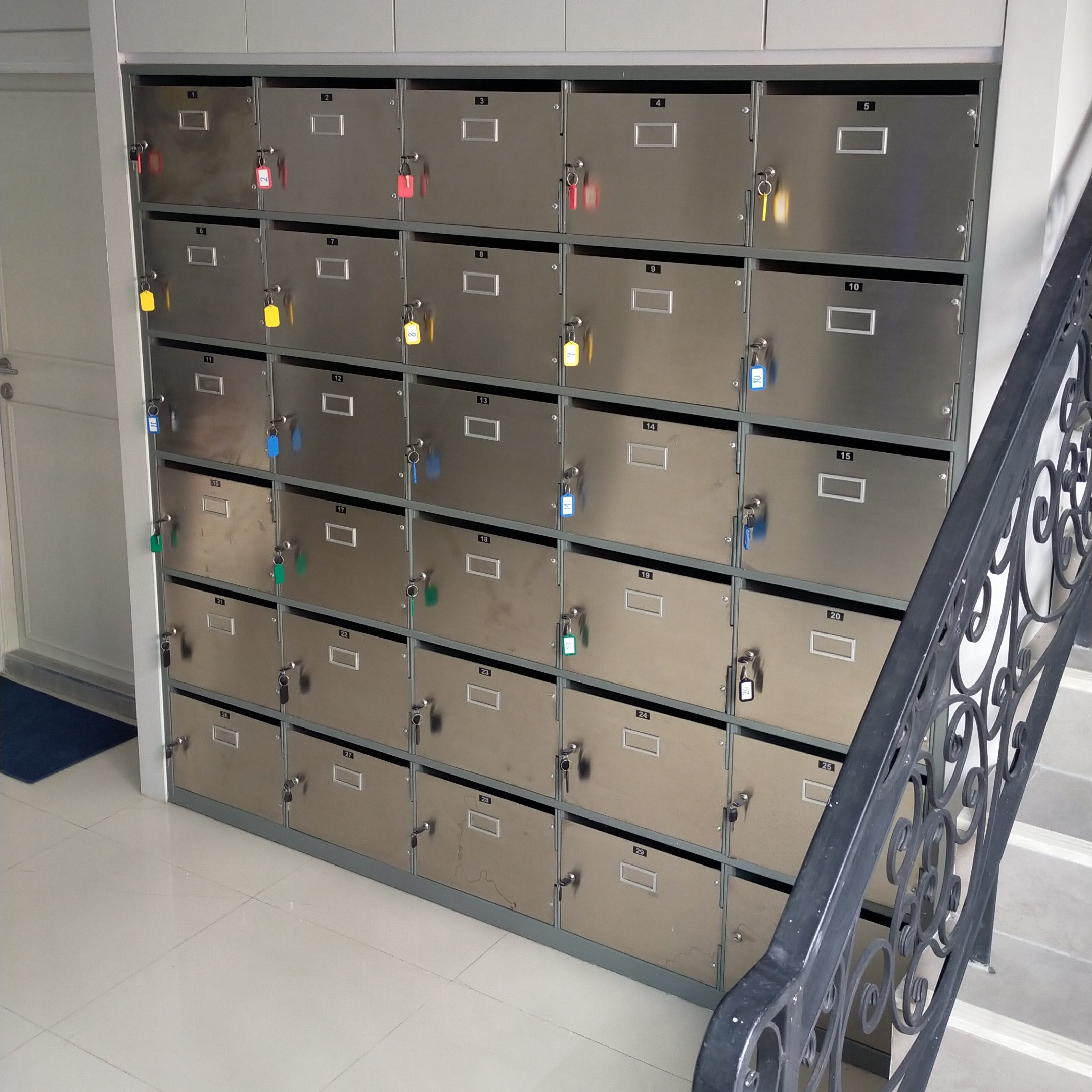 Secure Mailbox for Rent